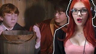 Гарри Поттер и проблемы с девушками (Переозвучка) РЕАКЦИЯ НА TheNafig