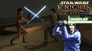 BECOMING A (dark) JEDI ON DANTOOINE - Star Wars: Knights Of The Old Republic Longplay! (#2)