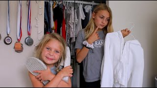 my sisters pick out my outfits for a week... (hilarious)