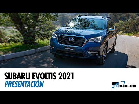 video de Subaru Evoltis