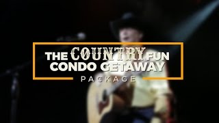 Country Fun Condo Getaway Package Video