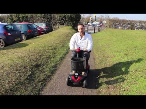 TGA: The Zest and Zest Plus car boot mobility scooters (ASM) V2 YouTube video thumbnail