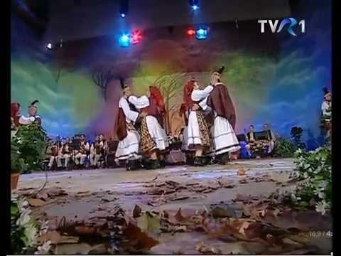 Traditional Romanian Dance Trupa As Romania Romania 2016