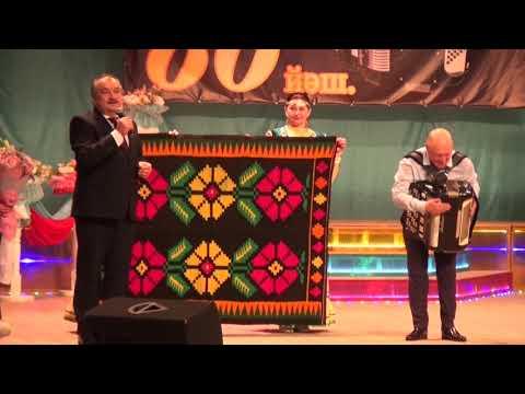 Юбилейный концерт А.Якшимбетова