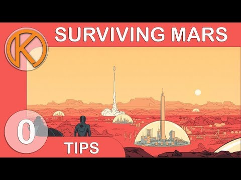 10 AWESOME Beginner Tips For Surviving Mars (That I Wish I Knew Before I Started!)