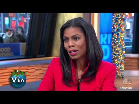 Omarosa Manigault Talks White House Exit | The View