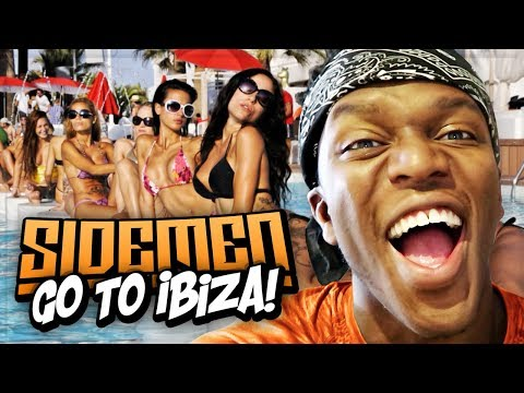 THE SIDEMEN GO TO IBIZA!!