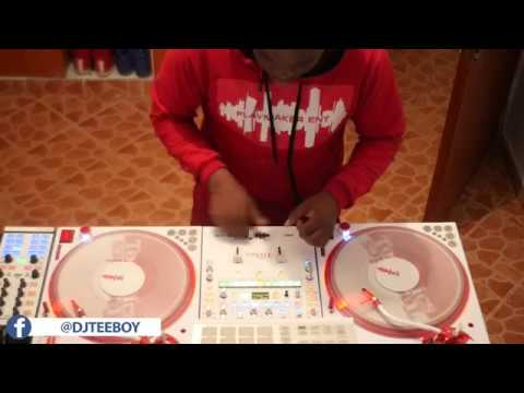 DJ TEEBOY FLIGHT MIXTAPE SERIES INTRO MINI MIX