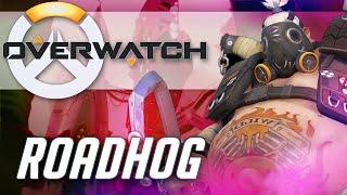 Overwatch Hero Spotlights - ROADHOG