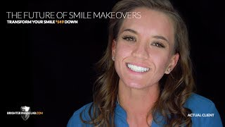 """How to """"FIX"""" Gapped Teeth Cheap -No Dentist, Adult Braces, or Invisalign- by Brighter Image Lab"""
