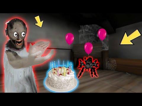 Granny vs Aliashraf funny animation part 12 (видео)