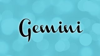 Gemini ♊ LISTEN TO THIS ADVICE BEFORE YOU MAKE THE DECISION, Gemini August 2020