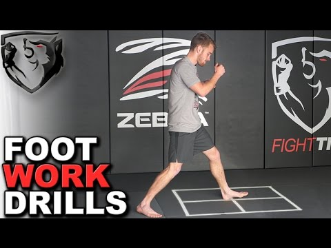 Boxing Footwork Drills for Creating Angles, Distance, & Agility ...