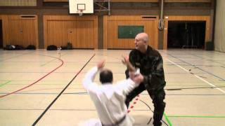 Kung Fu & Systema Spetsnaz Workshop in Berlin Vadim  Starov   (Вадим Старов Семинар в Германии)
