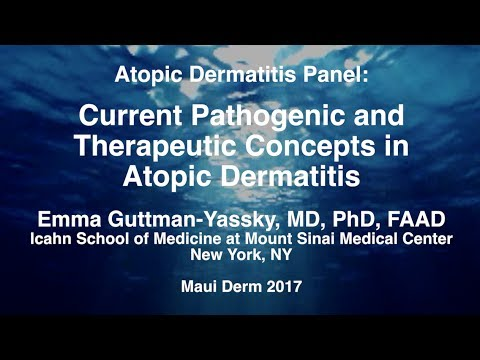 Dermatite di atopic la direzione per dottori del 2014