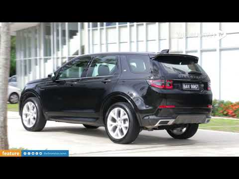 Discovery Sport: Effortlessly Powerful On and Off-Road