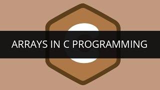 Download Youtube: Understanding Arrays in C Programming | Edureka