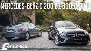 Lançamento: Mercedes-Benz C 200 EQ Boost 2019