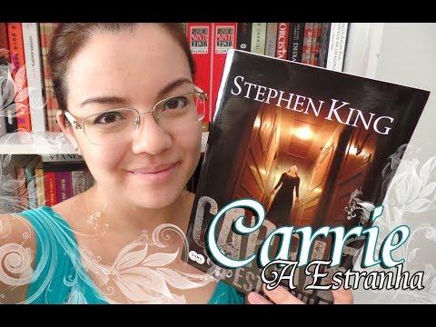 Livro - Carrie A Estranha (Stephen King)