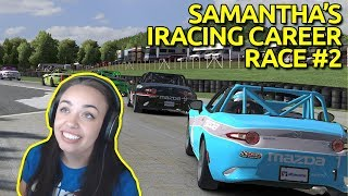 Race #2 - Samantha