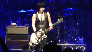 """Little Liar"" live Joan Jett & The Blackhearts at 2012 Zucchinifest Obetz, Ohio 8-25-2012"