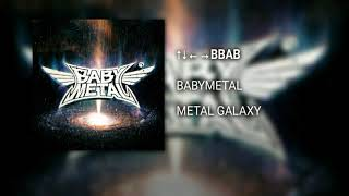 BABYMETAL - ↑↓←→BBAB