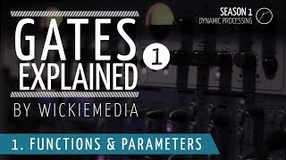 Audio Gates & Expanders Explained #1