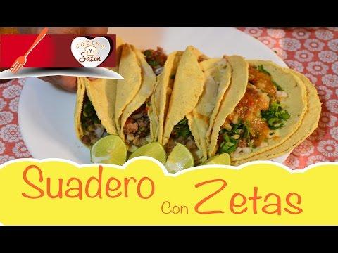 Tacos de Sudadero Rendidor con Zetas.