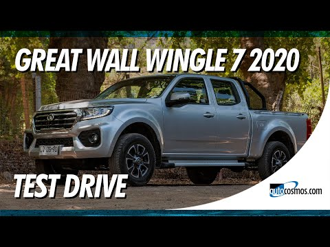 Test drive Great Wall Wingle 7