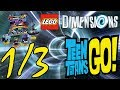 LEGO Dimension FR Mode Libre Teen Titans Go 1/3