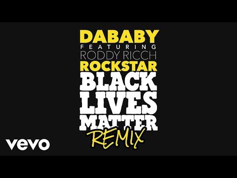 DaBaby - ROCKSTAR (BLM REMIX/Audio) ft. Roddy Ricch