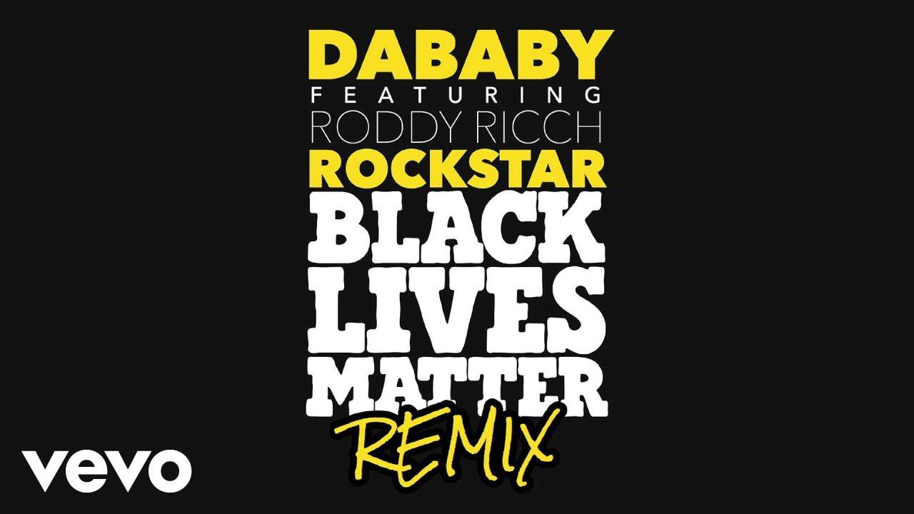 ROCKSTAR (BLM Remix) Lyrics