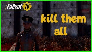 Fallout 76 PVP 3V1 When Griefers Get REKT!!