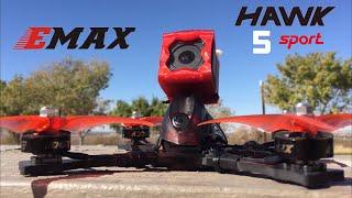 Emax Hawk Sport 5 GoPro Session FPV Escape