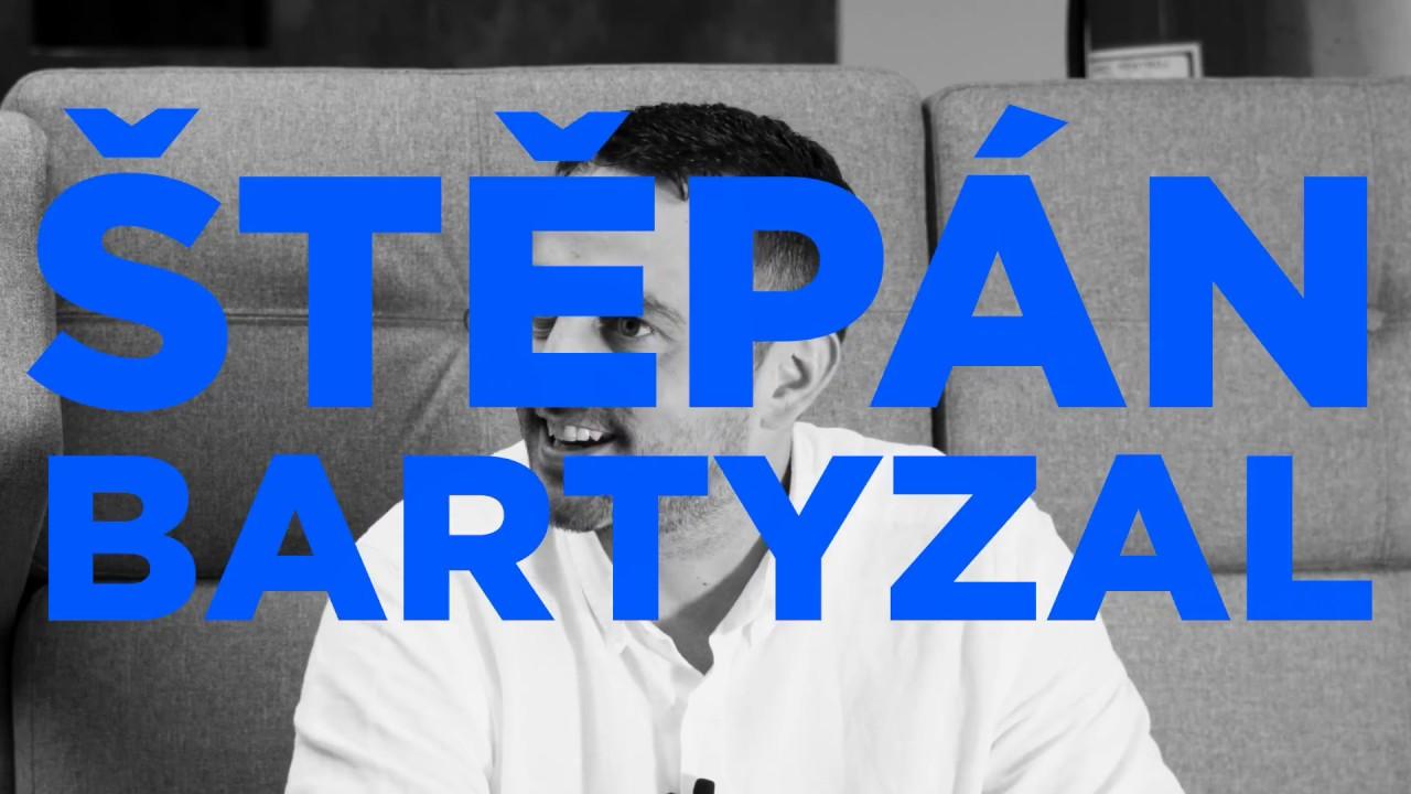 CULT TALKS: Štěpán Bartyzal - o náboru jednoduše