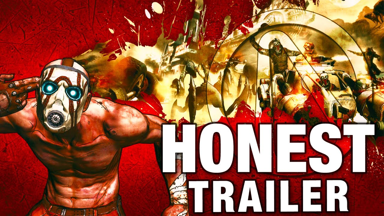 Even With A Billion Guns, Borderlands Can't Escape Honest Game Trailers