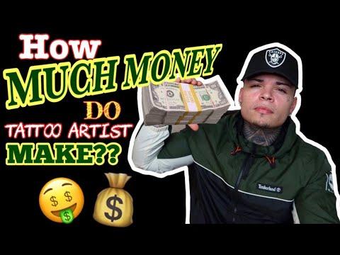 , title : 'HOW MUCH DO TATTOO ARTIST MAKE?
