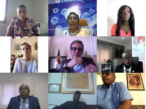 retrouver le lien Youtube de la vidéo du webinaire organisé par Kingui Event en partenariat avec l'Université Virtuelle du Mali autour de la thématique: «Opportunités et perspectives de développement au Mali en cette période de crise».