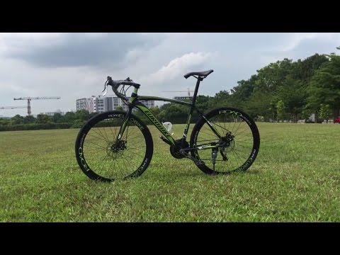Eurobike XC550 | Premium Road/Racing Bike in Singapore