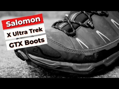 My Favourite Backpacking Footwear | Salomon X Ultra Trek GTX Boots.