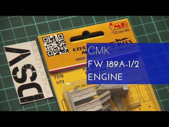 CMK 1//72 Focke-Wulf fw-189a-1//fw-189a-2 MAIN WHEELS # q72284