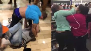 Heartwarming Thanksgiving story; Black Friday shoppers fight for the best deal - Compilation
