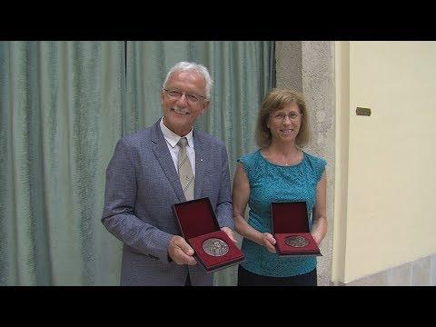 Budavári Virág Benedek Díj 2018 - video preview image
