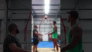 How Gymnasts get Dressed!? Nile Wilson