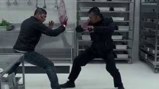 The Raid 2: Best Served Cold (Rama Vs. the Assassin fight scene remix)