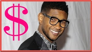 Usher Net Worth 2016 Houses and Cars