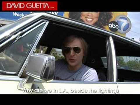 David Guetta - Love Is Gone (Behind The Scenes)