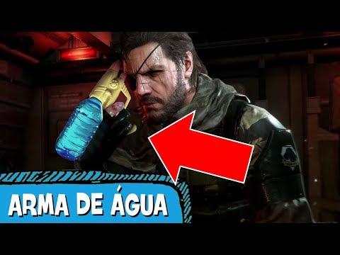Download 8 ARMAS mais BIZARRAS dos GAMES! 🔫  🔪
