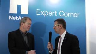 Cisco Live! Milano 2014  Intervista A David Gingell, VP Marketing EMEA, NetApp