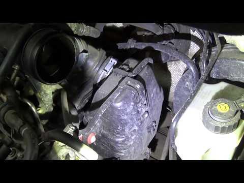 Фото к видео: Теория ДВС - VW Cross Touran 1.4 (Небольшой обзор систем мотора)